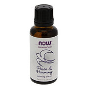 NOW Essential Oils Peace & Harmony Calming Oil Blend