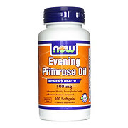 NOW Evening Primrose Oil 500 mg Softgels