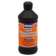 NOW Glucosamine & Chondroitin with MSM Liquid