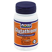 NOW Glutathione 250 mg Capsules