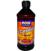 Now L-Carnitine Liquid 1,000 Mg
