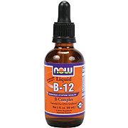 NOW Liquid B12 B-Complex