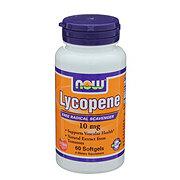 NOW Lycopene 10 mg Softgels
