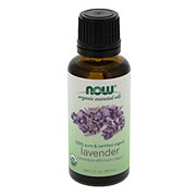 NOW Organic Essential Oils 100% Pure Lavender OIl