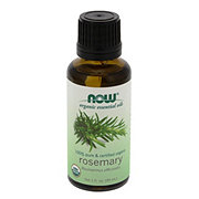 NOW Organic Essential Oils 100% Pure Rosemary Oil