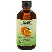 NOW Organic Essential Oils Orange Oil