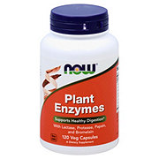 NOW Plant Enzymes Veg Capsules