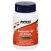 NOW Probiotic-10 25 Billion