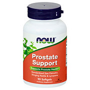 NOW Prostate Support Softgels