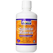 NOW Raspberry Colloidal Minerals