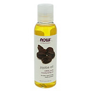 NOW Solutions 100% Pure Moisturizing Jojoba Oil