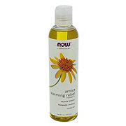 NOW Solutions Arnica Warming Relief Massage Oil