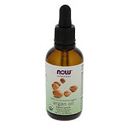NOW Solutions Certified Organic Argan Oil