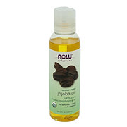 NOW Solutions Organic Moisturizing Jojoba Oil