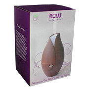 NOW Solutions Ultrasonic Faux Wooden Oil Diffuser