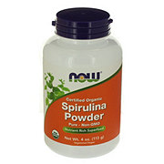 NOW Spirulina Powder