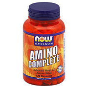 NOW Sports Amino Complete 1000 mg