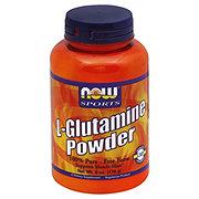 NOW Sports L-Glutamine Powder