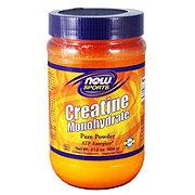 Now Sports Naturals Creatine Monohydrate Powder