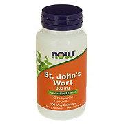 NOW St. John's Wort 300 mg Veg Capsules