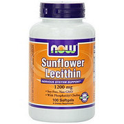 Now Sunflower Lecithin 1200MG
