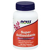NOW Super Antioxidants Veg Capsules