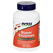 NOW Super Enzymes Tablets