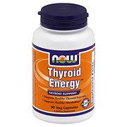 NOW Thyroid Energy Veg Capsules