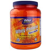 NOW Vanilla Whey Protein Powder