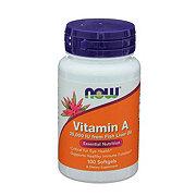 NOW Vitamin A 25,000 IU Softgels