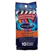 Noxzema Just Right 3-Blade Disposable Razors
