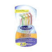 Noxzema Super Smooth 3X Blade Disposable Shavers