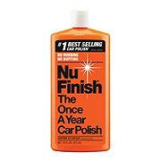 Nu Finish The Once A Year Car Polish