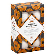 Nubian Heritage Bath Bombs African Black Soap