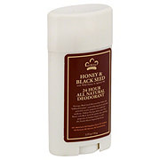 Nubian Heritage Deodorant Honey & Black Seed
