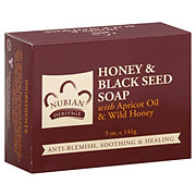 Nubian Heritage Honey and Black Seed with Apricot Oil and Wild Honey Soap