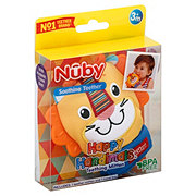 Nuby Animal Teething Mitten