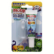 Nuby Baby Tooth & Gum Cleaner