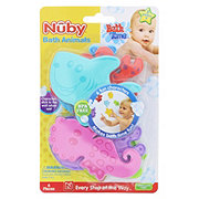 Nuby Bath Time Animals