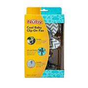 Nuby Cool Baby Clip-on Fan