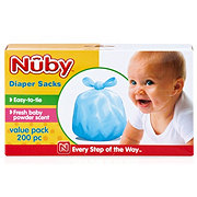 Nuby Diaper Sacks