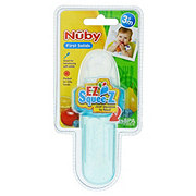 Nuby EZ Squee-z Feeder With Cover