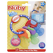 Nuby Icybite Teether Ring