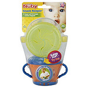 Nuby Snack Keeper With Super Soft Lids