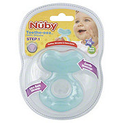 Nuby Teethe-eez Soothing Teether 3+ Months