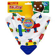 Nuby Teething Bib
