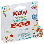 Nuby Teething Gel With Citroganix