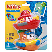 Nuby Tub Tugs Bath Floats
