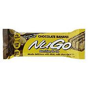 NuGo Chocolate Banana Bar