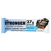 NuGo Stronger Cookies N Creme Bar